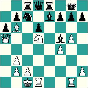 Партии из турнира в Копейске (№1).