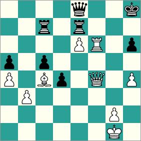 Позиции с висячими пешками (одна из самых распространённых шахматных фаланг).