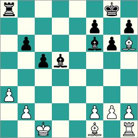 Партии из турнира в Копейске (№2).